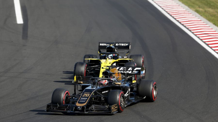 Ricciardo wanted harsher punishment for Magnussen in Hungary