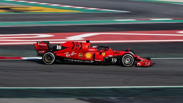 Ferrari will use 'surprise' livery in Australia