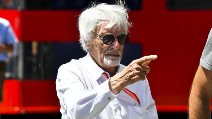 """Ecclestone calls for short-term V8 return to replace """"bloody silly engines"""""""