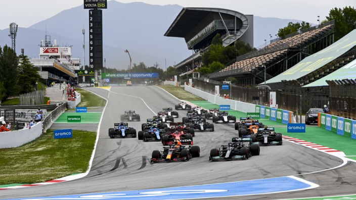 Mercedes steal favourite tag from Red Bull - five lessons from Spanish GP