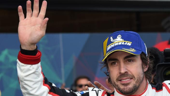 Fernando Alonso stopt na dit seizoen met WEC