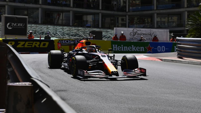 Mercedes and Hamilton lose F1 title leads as Verstappen and Red Bull revel in Monaco