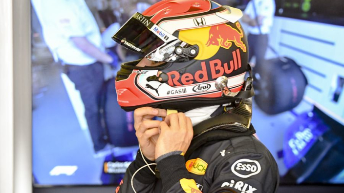Red Bull apologise to Gasly for 'stupid' Q1 error