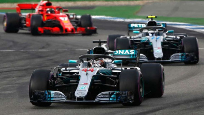 Mercedes will 'go up in flames' chasing Ferrari