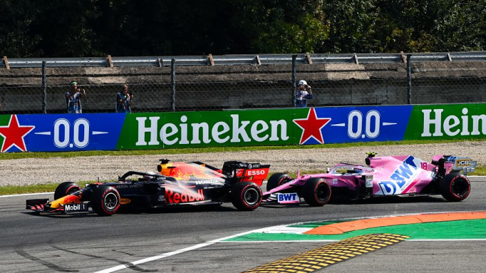 "Stroll and Verstappen exonerated by stewards for ""misunderstanding"" over practice crash"