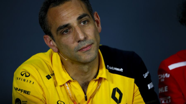 """Abiteboul: """"Renault veel sterker dan McLaren en rest van het veld"""""""