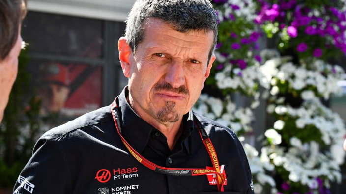 Pay drivers a fact of Formula 1 - Steiner