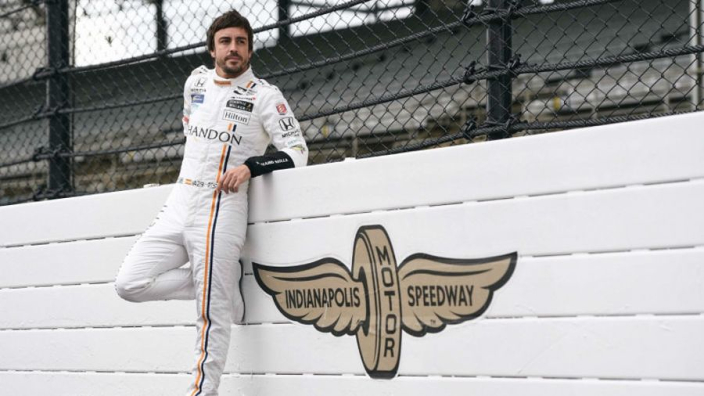 Alonso's Indy 500 bid headed by former Force India chief