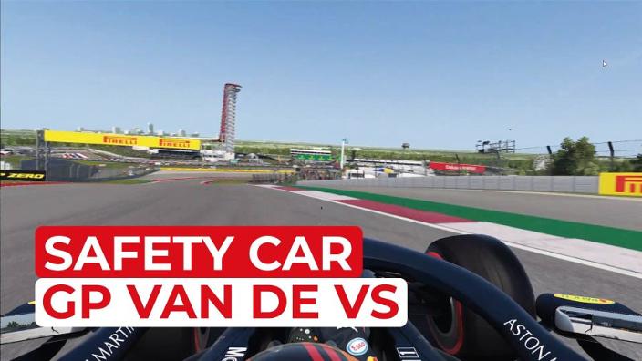 Alles wat je moet weten over de Grand Prix van de Verenigde Staten - Safety Car