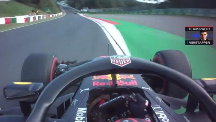 AUDIO: De volledige boordradio van Max Verstappen in Japan