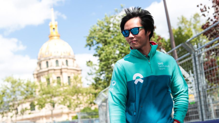 Ma Qinghua in precautionary quarantine ahead of Mexico City ePrix