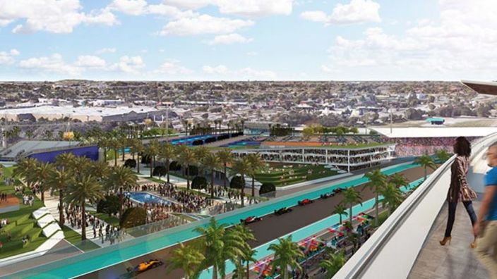 Miami GP plans face critical city council vote