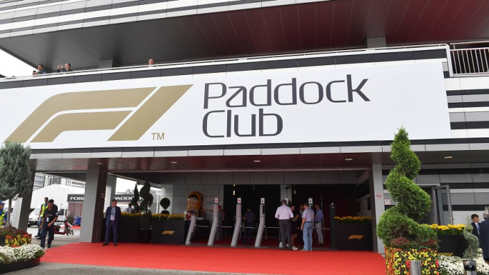 F1 and Zoom partner to create a Virtual Paddock Club
