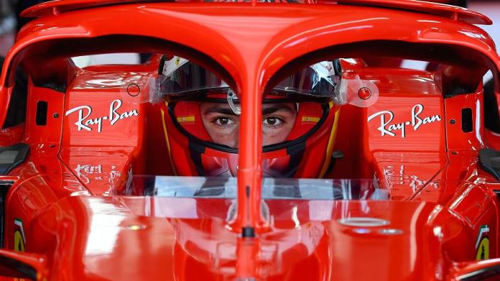 Sainz dismisses scepticism over Ferrari young driver pairing with Leclerc