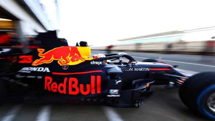 """Max Verstappen """"erg positief"""" over eerste meters in de RB16"""