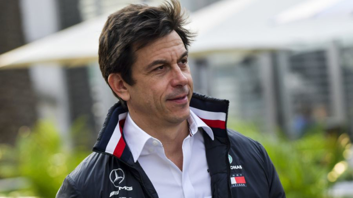 'Racing by no means essential' - Toto Wolff