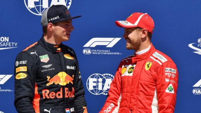 Vettel wants Verstappen face-to-face after Suzuka crash