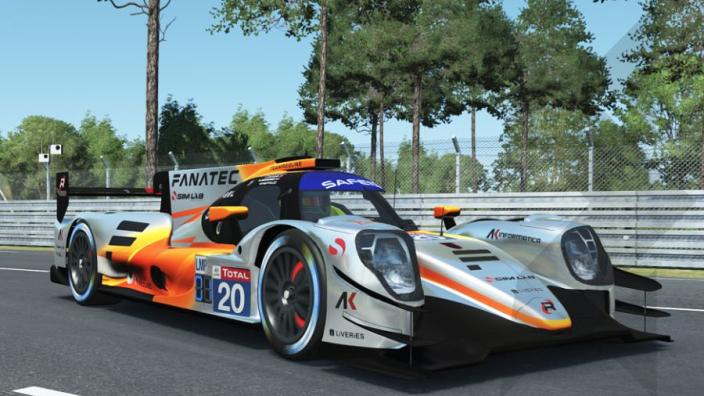 Verstappen toch weer terug in virtuele 24 uur van Le Mans