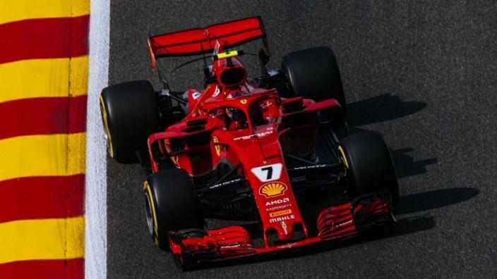 Raikkonen out to beat Vettel in Monza