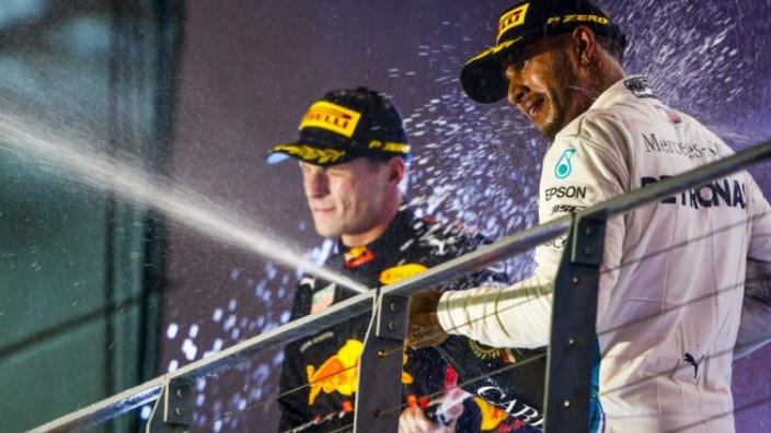 """""""Iedereen kijkt naar Lewis, maar Verstappen is pas echt indrukwekkend"""""""