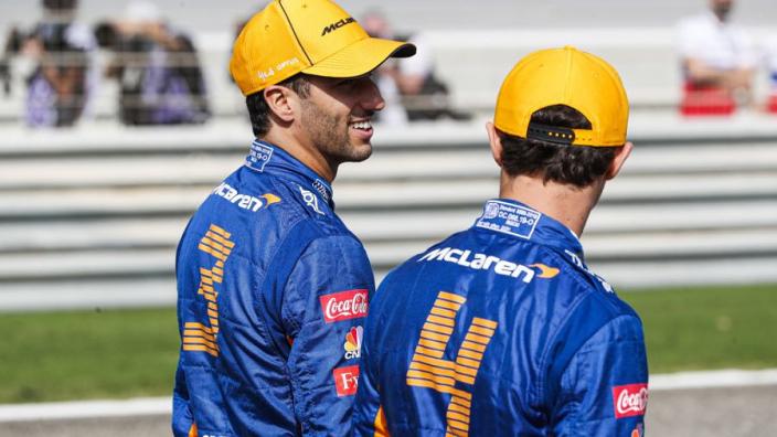 Doornbos tipt Ricciardo als outsider voor Imola: 'Met wat geluk opnieuw op het podium'