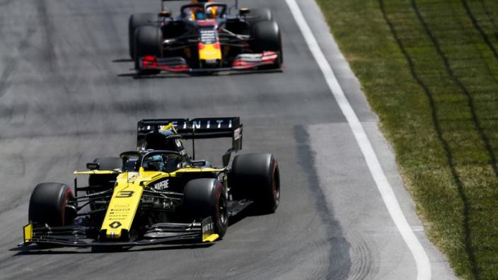 Renault: 'Gasly verslaan haalbaar, Verstappen was illusie'