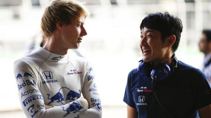 """Honda bedankt Hartley: """"Hij heeft onze ontwikkeling versneld"""""""
