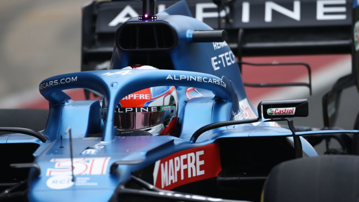 Mercedes connection not turning Ocon's commitment to Alpine