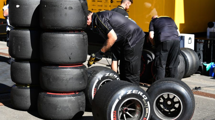 Australia tyres to fuel an Oxfordshire cement factory