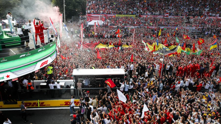 Monza confirms Italian GP will be run without fans