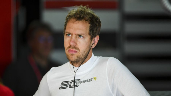 Vettel admits: I need to get better