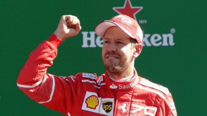 Uit de bocht: Dit is de vriendin van Sebastian Vettel