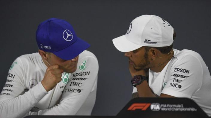 Hamilton to return Russia favour to Bottas