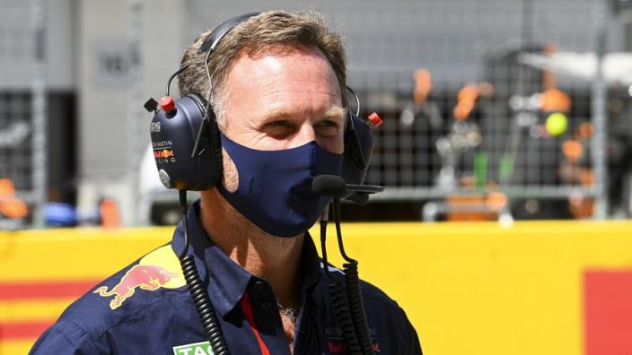 Horner: Verstappen owes P2 result to Red Bull mechanics