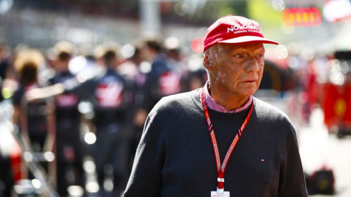 Surgeon gives positive update on Lauda recovery