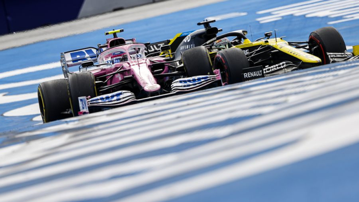 """F1 rivals have """"bad ideas"""" about Racing Point - Stroll"""