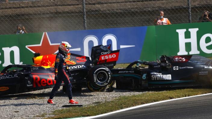 Ricciardo: 'Niemand zou zomaar weglopen zonder te weten of de ander in orde was'