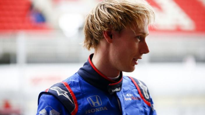 """Hartley kijkt uit naar Baku: """"Nieuwe baan zorgt voor extra opwinding"""""""