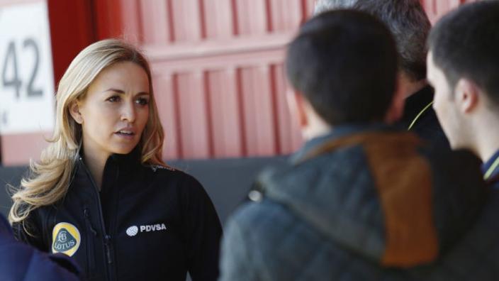 Jorda, Chadwick among W Series applicants