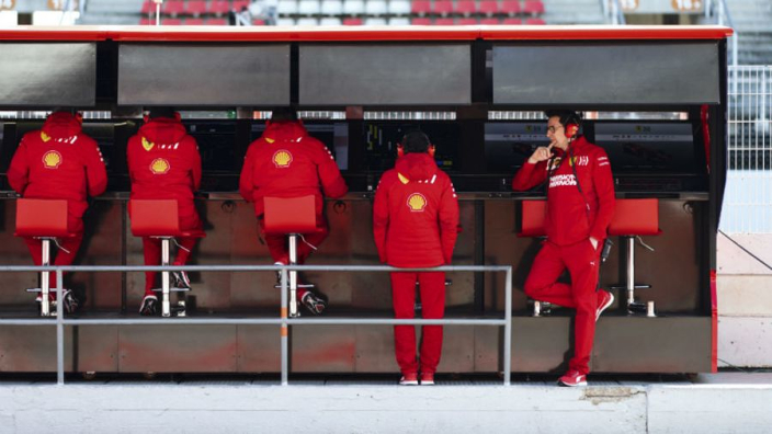 Ferrari 'calmness' can deliver title, says Brawn
