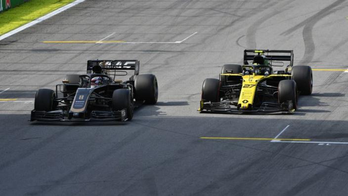 """Grosjean: """"Hülkenberg en ik kwamen op het verkeerde moment de sport binnen"""""""