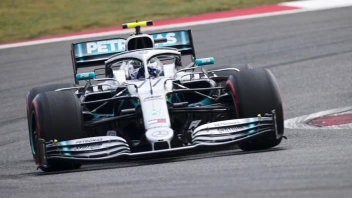 Qualifs - Bottas en pole du 1000e GP ; Mercedes domine Ferrari