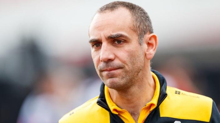 """Abiteboul: """"Renault kan zich vanaf nu meten met Ferrari en Mercedes"""""""