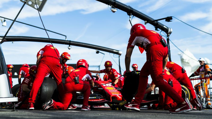 Ferrari testera encore de nouveaux éléments en Autriche