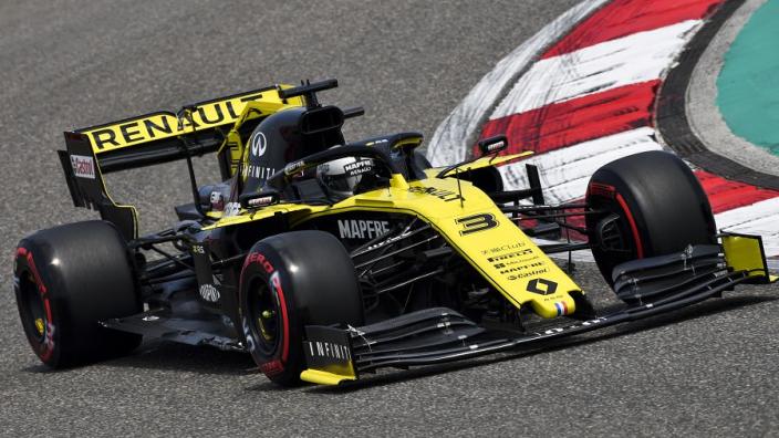 Ricciardo: 'Ik ben erg blij met het resultaat van vandaag'