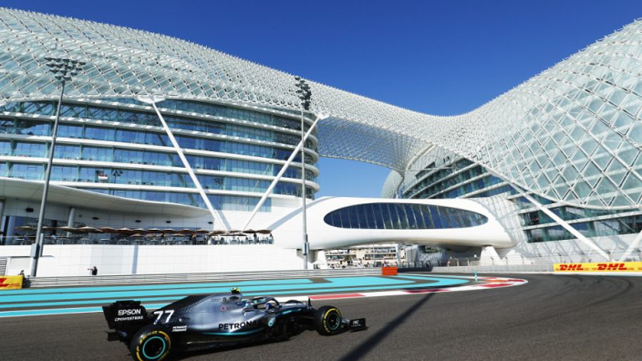 Vettel spins, Ricciardo engine fails after Bottas goes quickest: Abu Dhabi GP FP1 Results