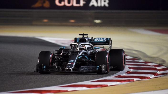 Hamilton leads fortuitous Mercedes 1-2 as brilliant Leclerc suffers failure