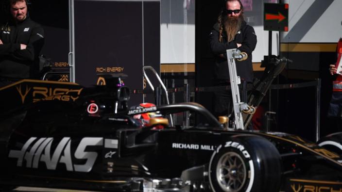 Haas' Rich Energy fears revealed in leaked letter