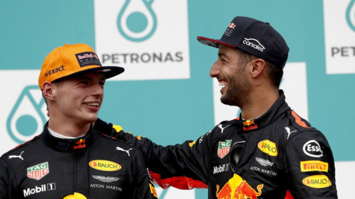 Verstappen: We have to be positive
