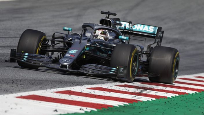 Brawn warns Ferrari and Red Bull of Mercedes rebound